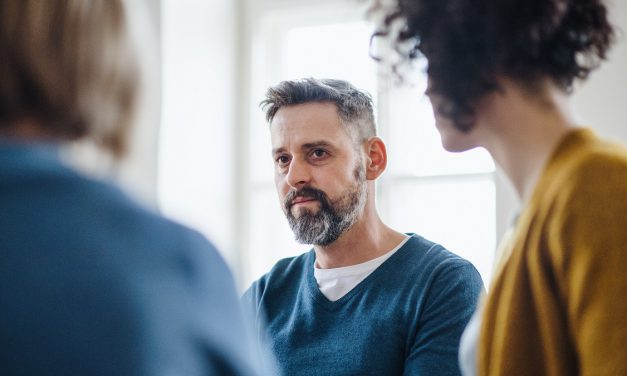Men's Mental Health Requires Vulnerability, Peer Support